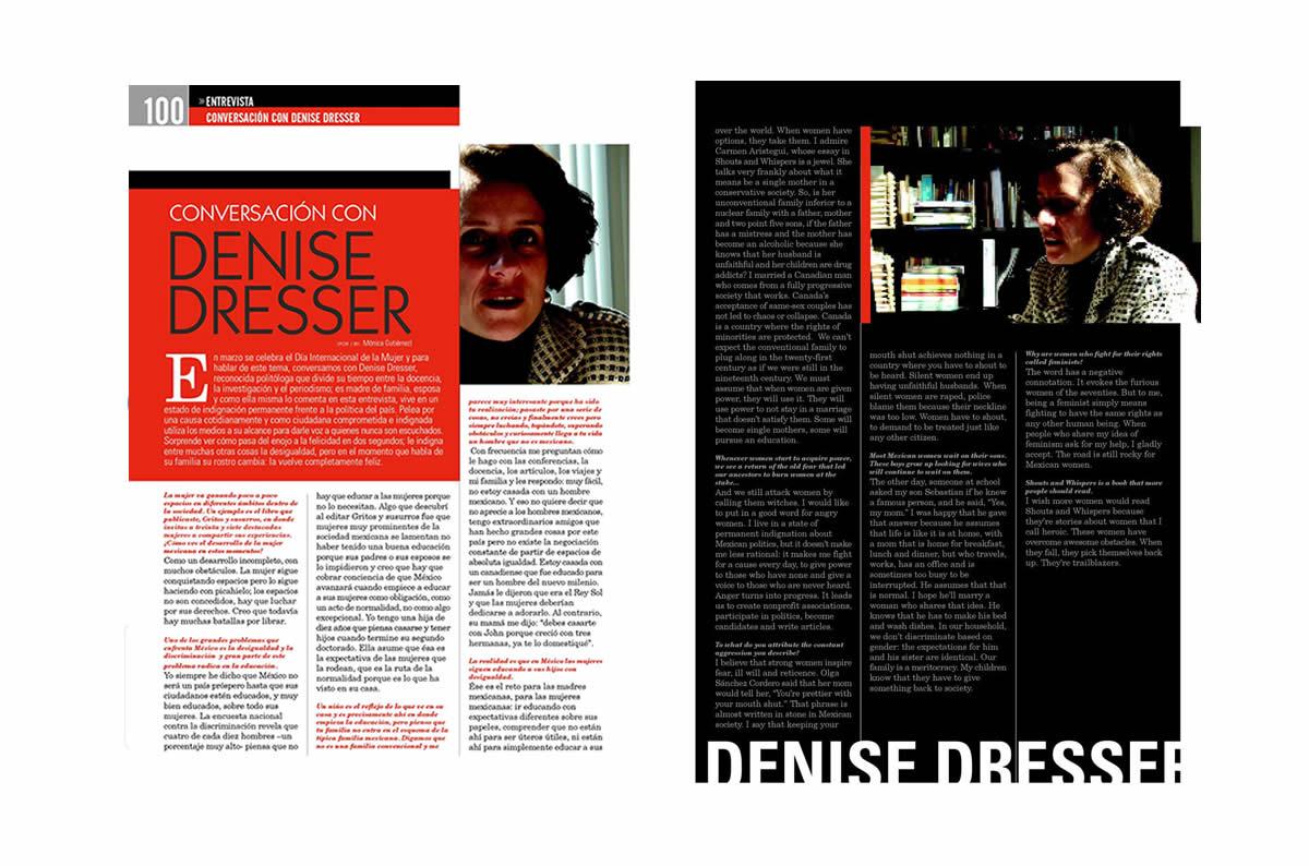 Revista Espacios Dise 241 O Editorial Intuisystems